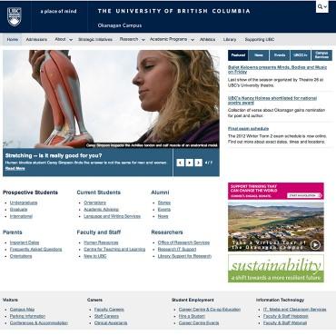 UBC Okanagan Campus, Okanagan IT, Media & Classroom Services