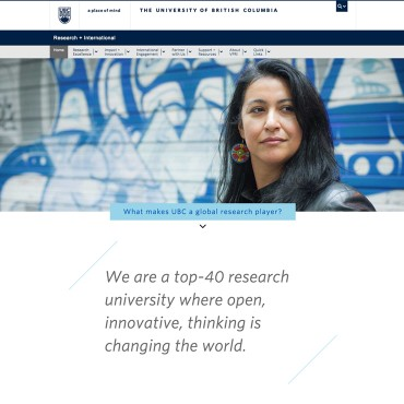 UBC Research